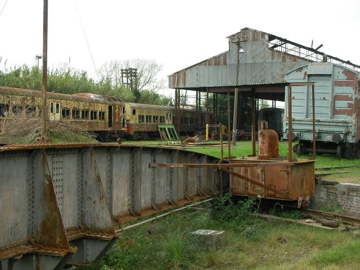 trenes - museo del ferrocarril argentino