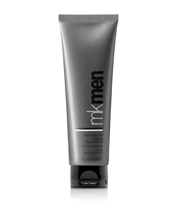 The MKMen Daily Facial Wash offers a thorough clean without leaving your skin feeling tight or dry. http://wu.to/Y17crB