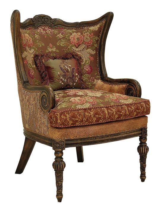how to clean antique chairs