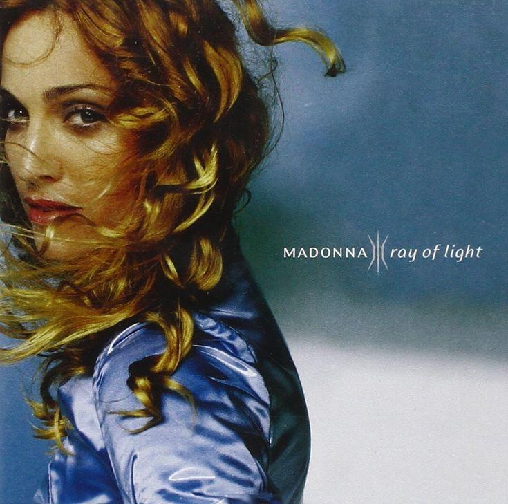 Madonna - Ray of Light(1998)