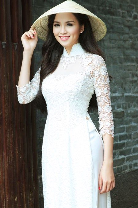 Vietnamese Traditional Ao Dai