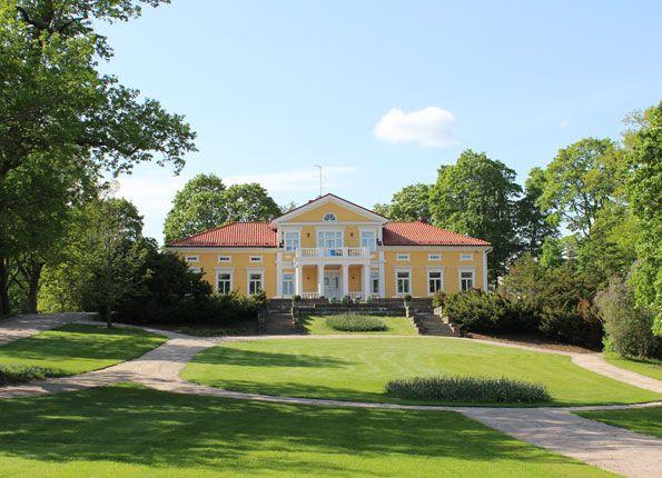 Gumböle Manor (Espoo, Finland).