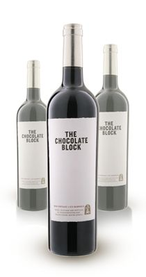 The Chocolate Block, rich, smooth and silky wine. Easier to say whats not in it, than what is!