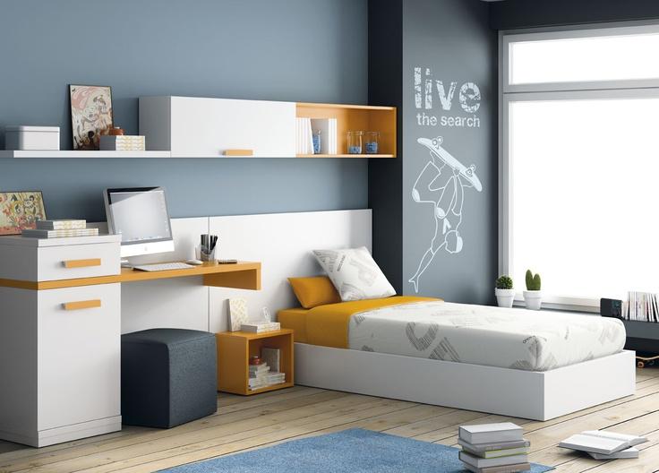 28 best images about boys bedroom on pinterest children - Muebles habitacion juvenil ...