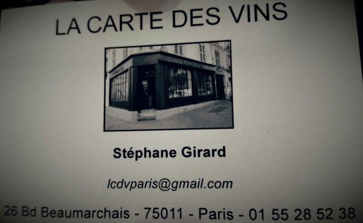 La carte des vins - une Belle sélection...  Bientôt une très belle cuvée du domaine de La deuxieme Tour - La chapelle 2012   cepage : Grenache