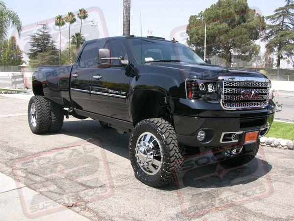 Jacked Up Duramax >> 3500 HD | Lifted GMC Sierra Trucks Jacked GMC Truck SUV SUVs | Pinterest | Chevy, Photos and ...