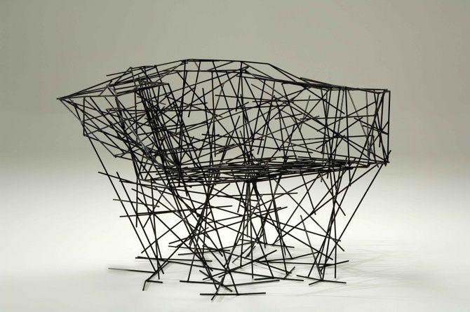 Fernando and Humberto Campana  Carpenters Workshop Gallery | Works