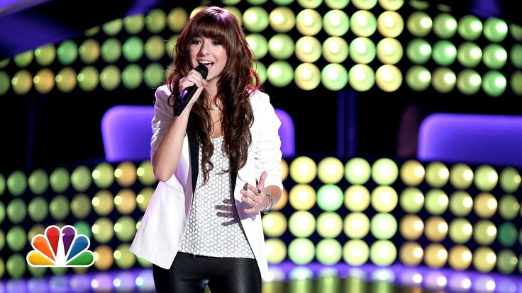 "Christina Grimmie Audition: ""Wrecking Ball"" (The Voice Highlight) (+play..."