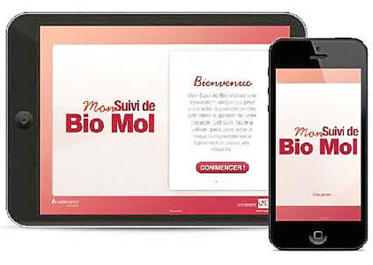 Aider les patients atteints de leucémie myéloïde chronique (LMC). C'est l'objectif de « Mon Suivi de Bio Mol », une application simple et pratique...