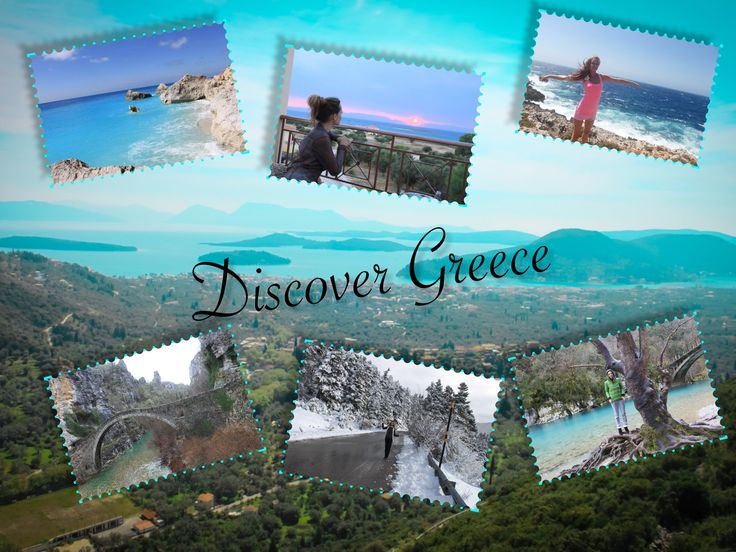 Discover Greece. So beautiful. So different.