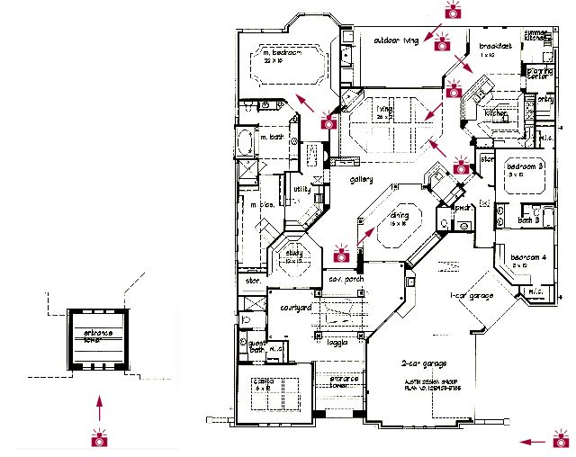 New Tradition Homes Floor Plans Best Of Alexandria Floor: 87 Best Images About Floorplans On Pinterest