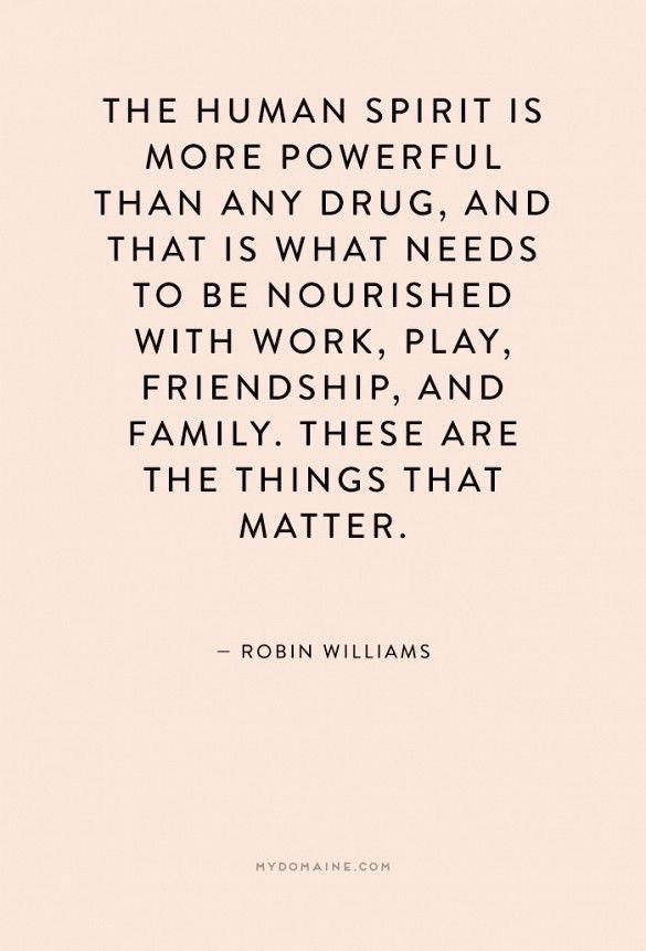 "From ""Awakenings"" with Robin Williams and Robert De Niro"