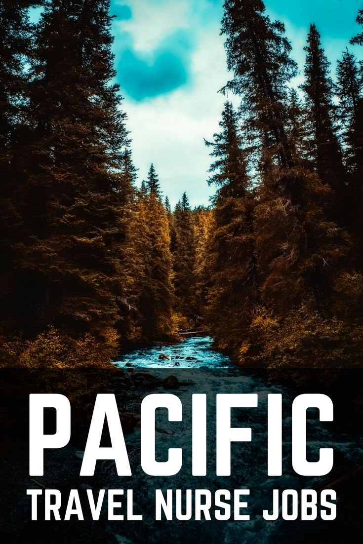 The Pacific states make for great travel