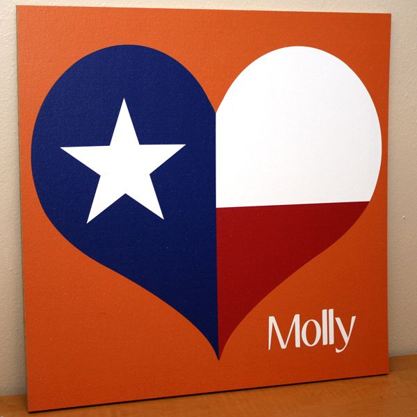 1000 images about texas pride on pinterest chi omega for Heart shaped bulletin board
