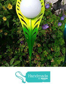 Perfect Garten Solarlampe warmei von der Mosaic Metal Art https amazon