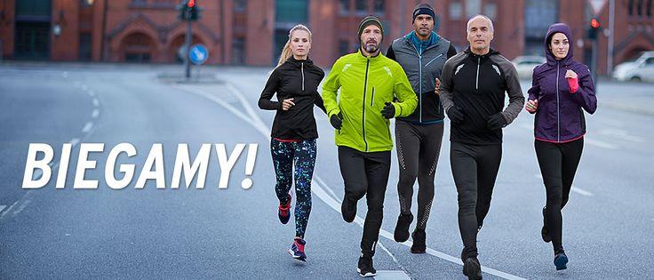 Koniec wymówek! :D Teraz możesz biegać nawet w chłodne dni. Wybierz odpowiednie ubranie sportowe.