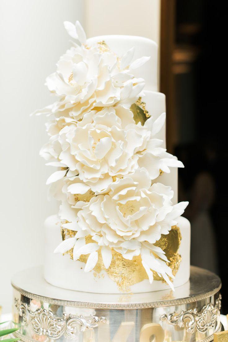 Unique Profiteroles Tower Wedding Cake Adornment - The Wedding Ideas ...