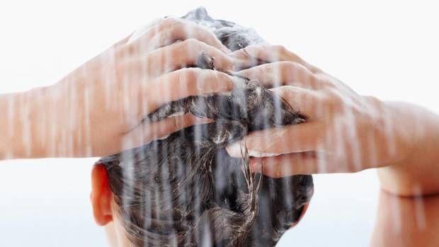 Zelf zeep maken.