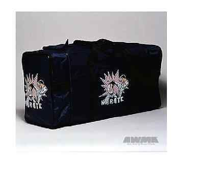 Other Combat Sport Training 179791: Karate Tournament Sparring Gear Training Equipment Bag Martial Arts Blue BUY IT NOW ONLY: $48.95
