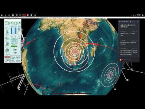 4/03/2017 -- Nightly Earthquake Update + Forecast -- Major M7.0+ seismic unrest spreading - YouTube