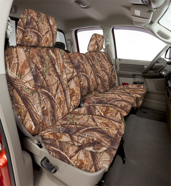 Wet Okole Camo Seat Covers, RealTree Camouflage Car Seat Covers- waterproof!!!