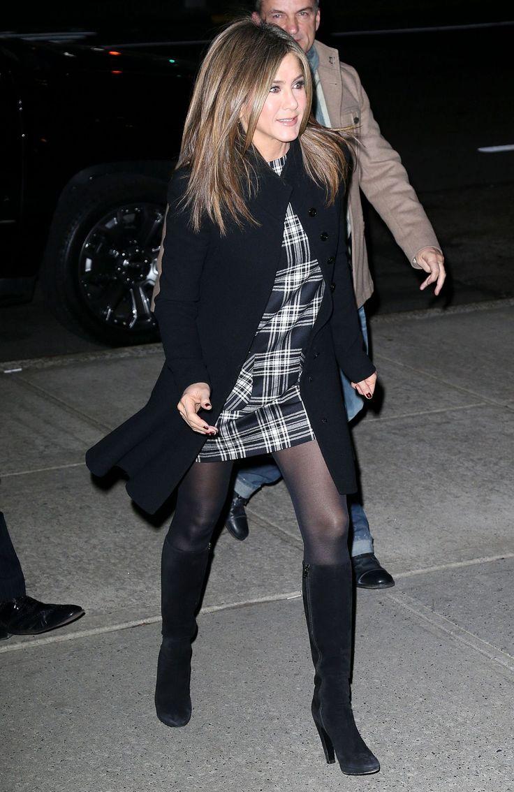 Jennifer Aniston Casual Style 2014 Jennifer Aniston Style Cake Screening In New York