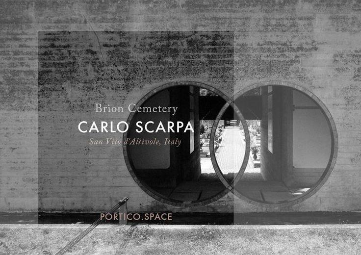 DETAILS & DRAWINGS | CARLO SCARPA — PORTICO