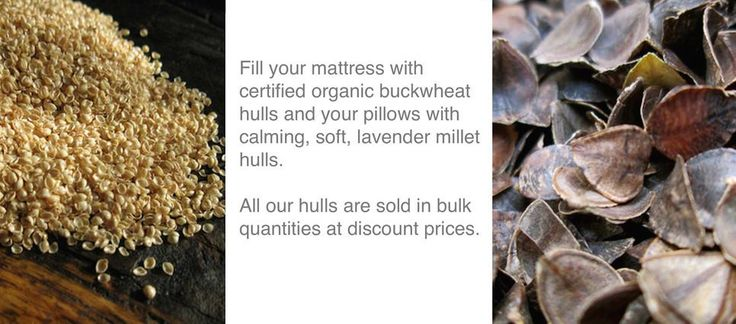 Make Your Own Mattress with a DIY Mattress Kit. Buy bulk millet hulls and bulk buckwheat hulls at best wholesale prices. Buckwheat hull and millet hull pillows