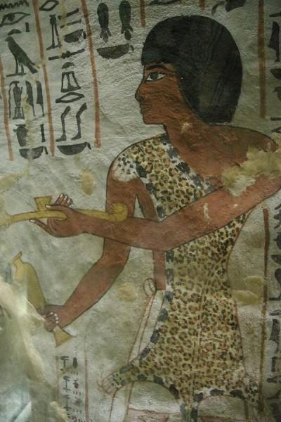 Headdresses Egypt Vulture