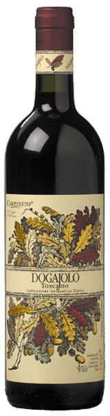 Want a fabulous Super Tuscan? This Dogajolo Toscano is a wonderful red wine! Sangiovese blend, is a little bit peppery (just a hint), little red fruit, and so very, very smooth! We got ours at Casa Italia in Sarasota... for $12.99 it's a GREAT wine!