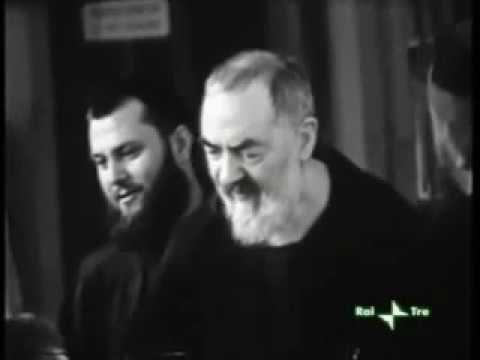 Ojciec Pio - nauki cz.1 : Cnota, Jezus, Strapienia - YouTube