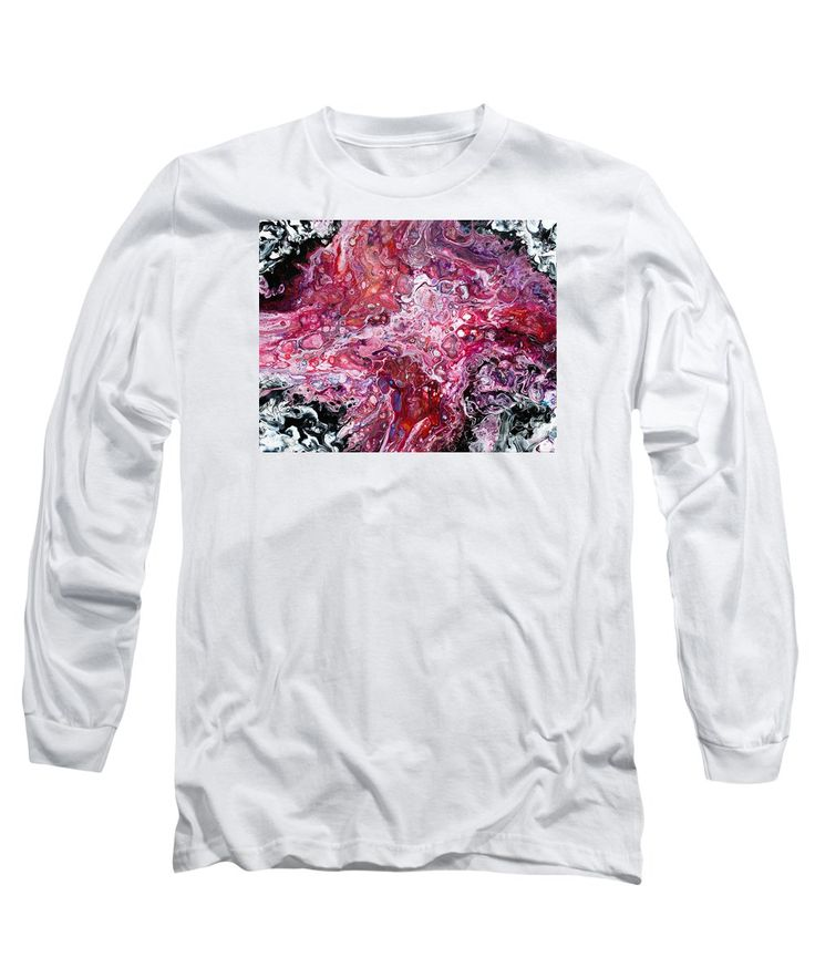 Purchase a long-sleeve t-shirt featuring the image of #699 by Expressionistart studio Priscilla Batzell.  Available in sizes S - XXL.  Each t-shirt is printed on-demand, ships within 1 - 2 business days, and comes with a 30-day money-back guarantee.