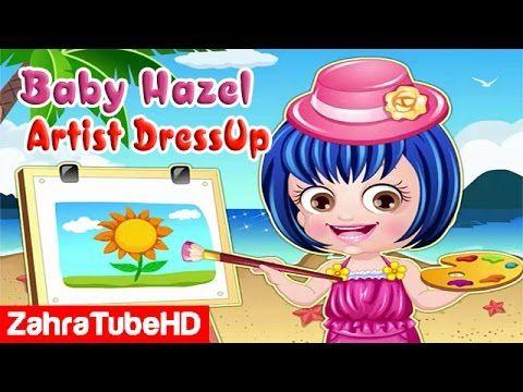Baby Hazel Games Baby Hazel Artist Dressup ZahraTubeHD
