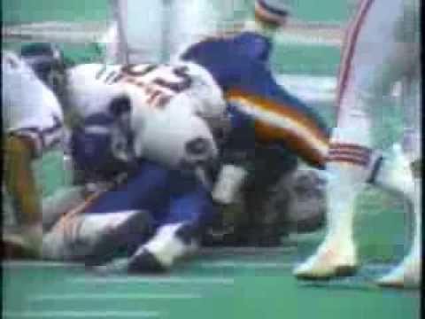 1985 Chicago Bears vs Patriots SB XX - This is some good Football!  Great memories - Love Da Bears!