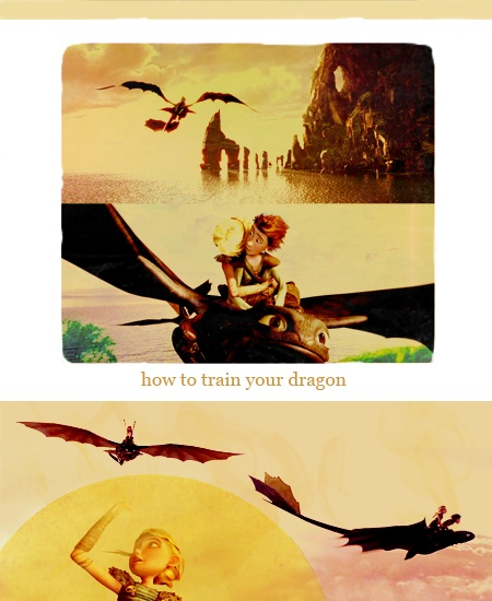 How to Train Your Dragon <3