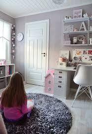 Bildresultat för flickrum rosa grå