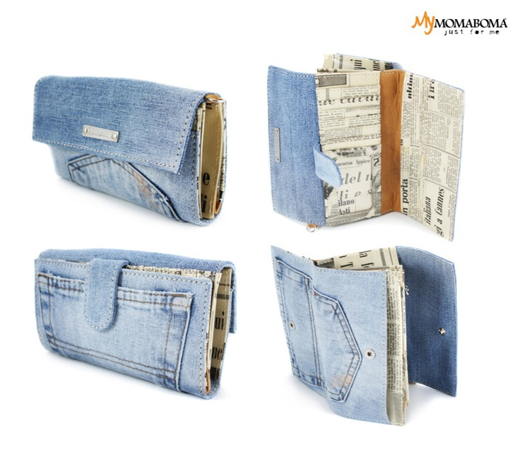 Here you are an incredible portfolio coming from a pair of jeans! http://goo.gl/nGPUx