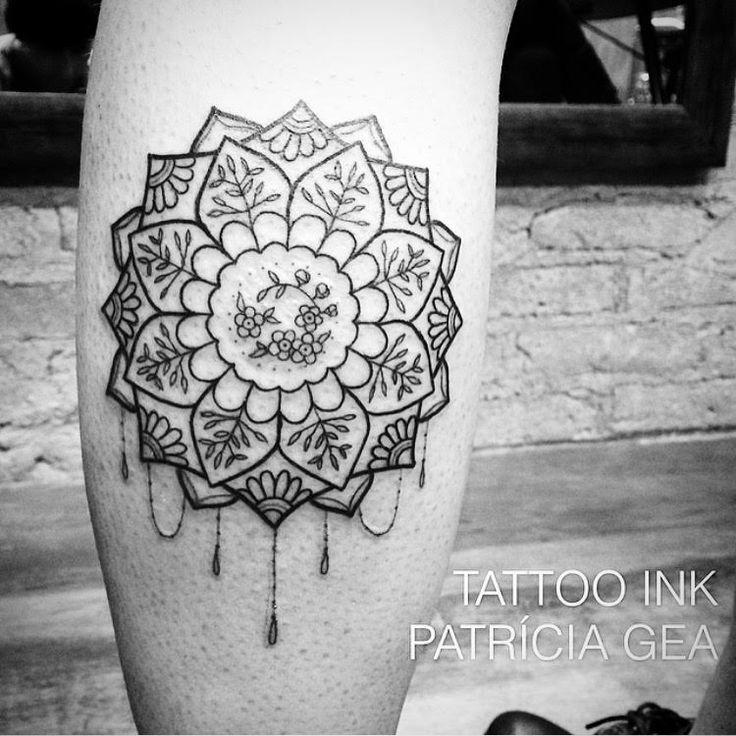 20 Tatuagens Ornamentais Lindas Da Brasileira Patricia Gea: 166 Melhores Imagens De Tattoos No Pinterest