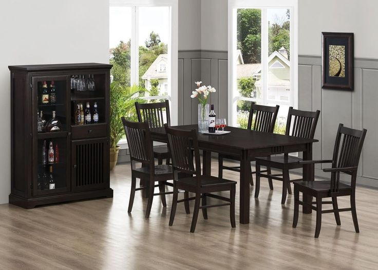 17 Best ideas about Dining Room Furniture Sets on Pinterest