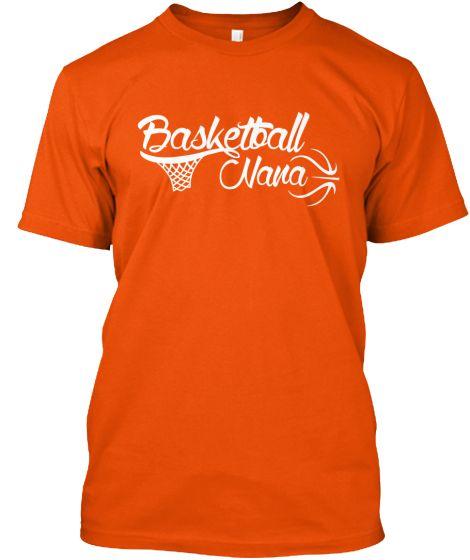 Basketball Nana Shirts and Vneck | Teespring