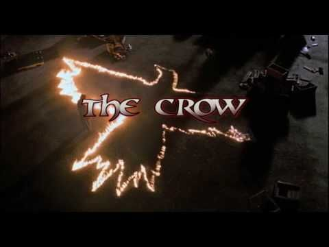 The Crow Trailer (1994) - YouTube