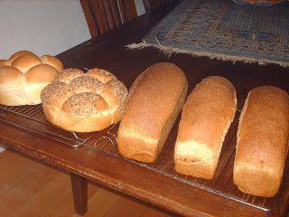 Eenvoudig Leven: brood bakken