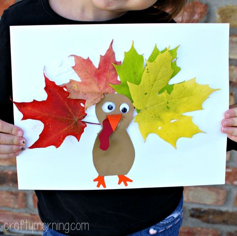 montessori thanksgiving activities with leaves