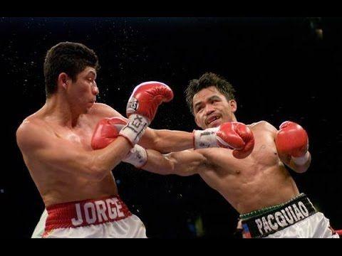 Manny Pacquiao vs Jorge Solis / Мэнни Пакьяо - Хорхе Солис