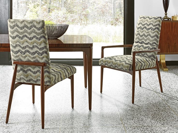 Take Five Chelsea Upholstered Arm Chair   Lexington Home Brands