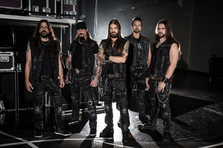 Band | The Official Iced Earth Website