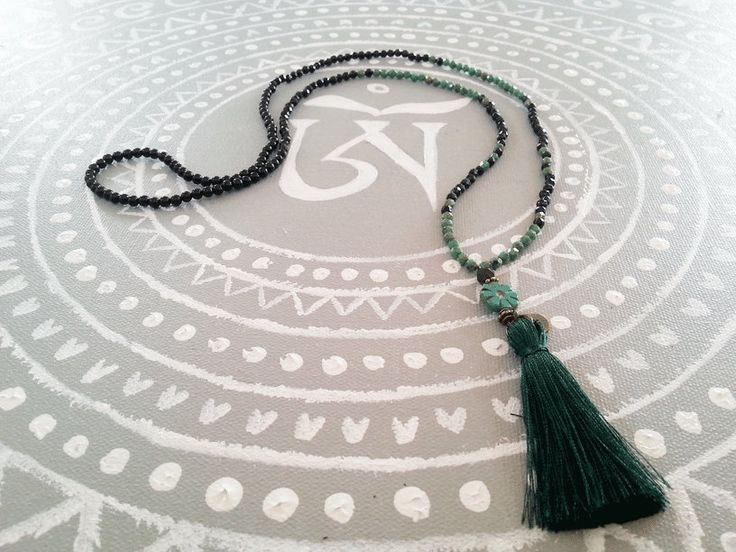 Unique Feminine Exclusive Mala Necklace by Jewlify on Etsy
