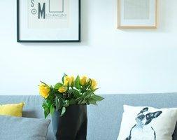 Sypialnia styl Skandynawski - zdjęcie od DZIURDZIAprojekt