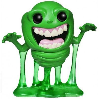 Figurine POP! Slimer - SOS Fantômes                                                                                                                                                      Plus