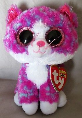 Ty 19203  Charlotte The Cat - Ty 6 Beanie Boos - New With Mint Tags - Claire  S Exclusive -  BUY IT NOW ONLY   16.5 on  eBay  charlotte  beanie  claire    ... ee56c0deb19b